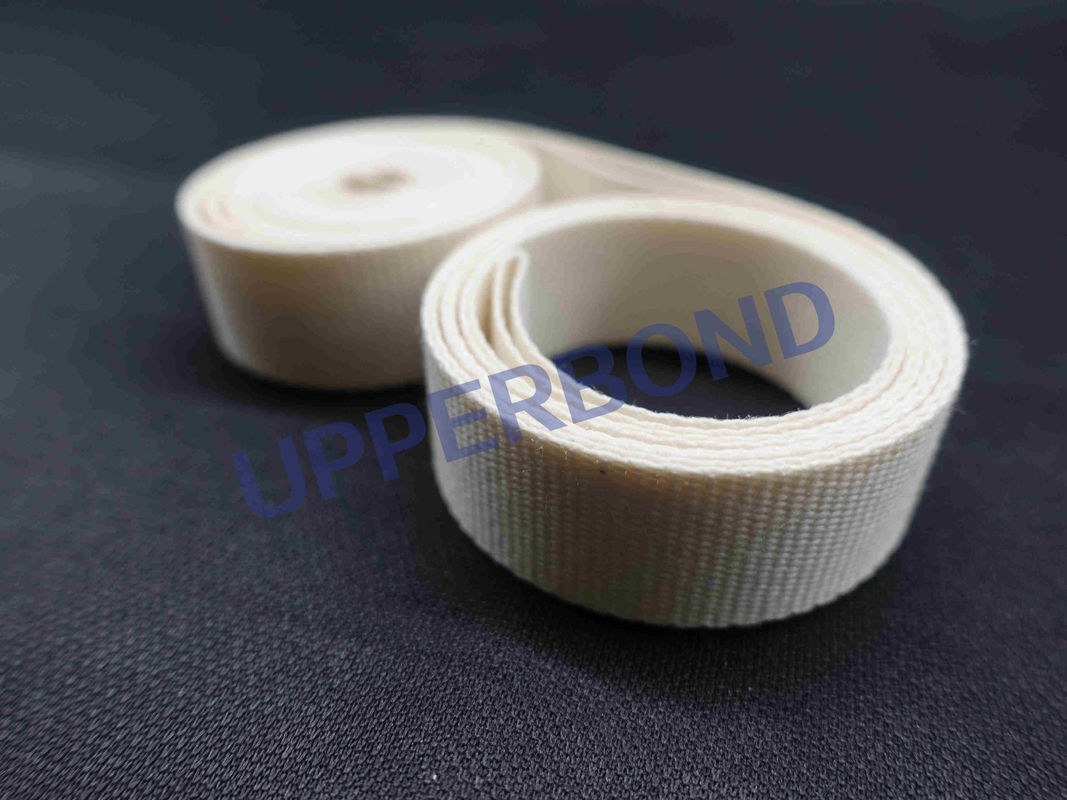 Flax Fiber Garniture Belt To Transfer Tobacco Wrapping Paper Through Forming Sector On Molins Cigarette Makers