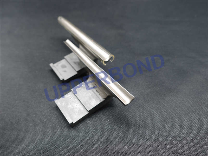 Mk8 Mk9 Tobacco Machinery Spare Parts Alloy Material Tongue For 7.8 6.0 5.4 Cigarette Diameter